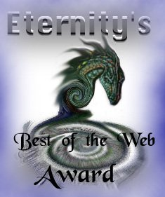 Eternity's Best of the Web Awards